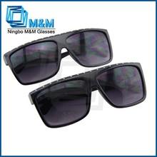 Simple popular black 2015 men's sunglasses unisex sunglasses