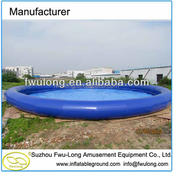 2015 new product for inflatable adult swimming pool, inflatable water pool