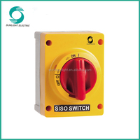 Widely used IP66 dc disconnect switch isolating disconnect switch