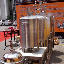 Supply beer brewing ingredients, beer brewing progress, beer brewing plant