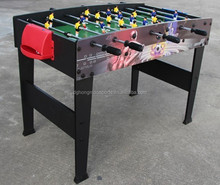 2015 NEW DESIGN fashional CAF printed best price Foosball Soccer Table