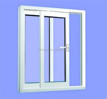 Guangzhou professional plastic frame material pvc window