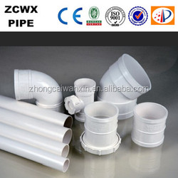 high quality pvc fittings of different standard