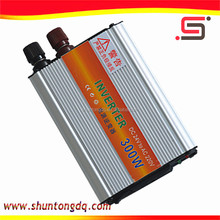 24vdc to 220vac solar grid of car charger power inverter with built in battery
