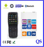 Android 4.1 industrial pda android wireless barcode scanner with GPS for sourcing and tracking