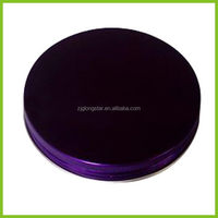 Alibaba china Cheapest aluminum screw cap for hair conditioner