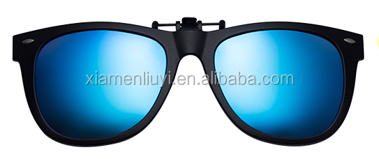 Clip On Sunglasses Polarized 84
