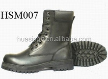 SY,Forced entry attack explosion proof good quality full leather combat boots police hard wearing