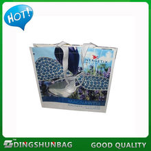 Top quality most popular green 'pp woven shopping bag'