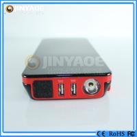 intelligent clamp 600amp 18000mah vehicle starter portable mini car jump starter power bank