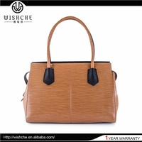 Wishche Promotions High-End Handmade Various Design Ladies Shoulder Bags With Long Handles China Handbag Wholesale Factory W011