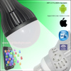 Indoor E27 Remote control LED Bulb with Long Lifespan