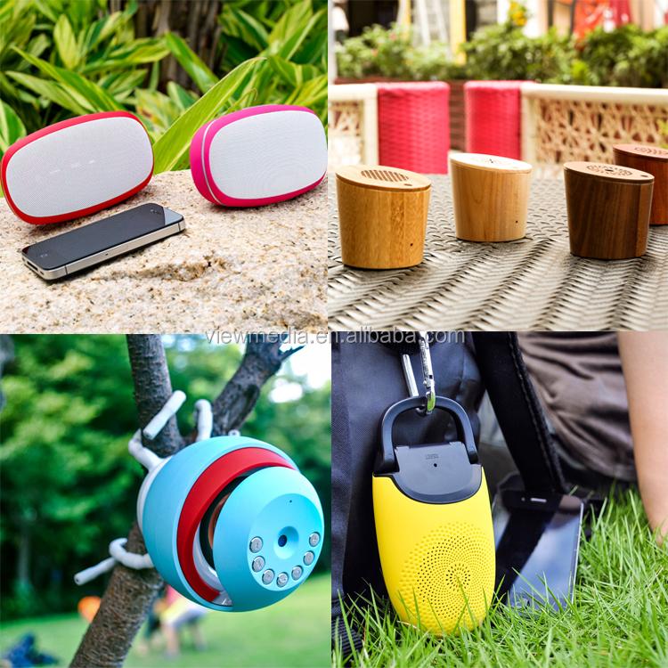 Innovative Design Camera Like Wireless Speaker