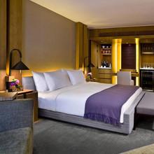 2012 International 100% Cotton hotel bed sheet set