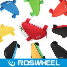 [12657] ROSWHEEL Bicycle Frame Bag Triangle Bike Bag