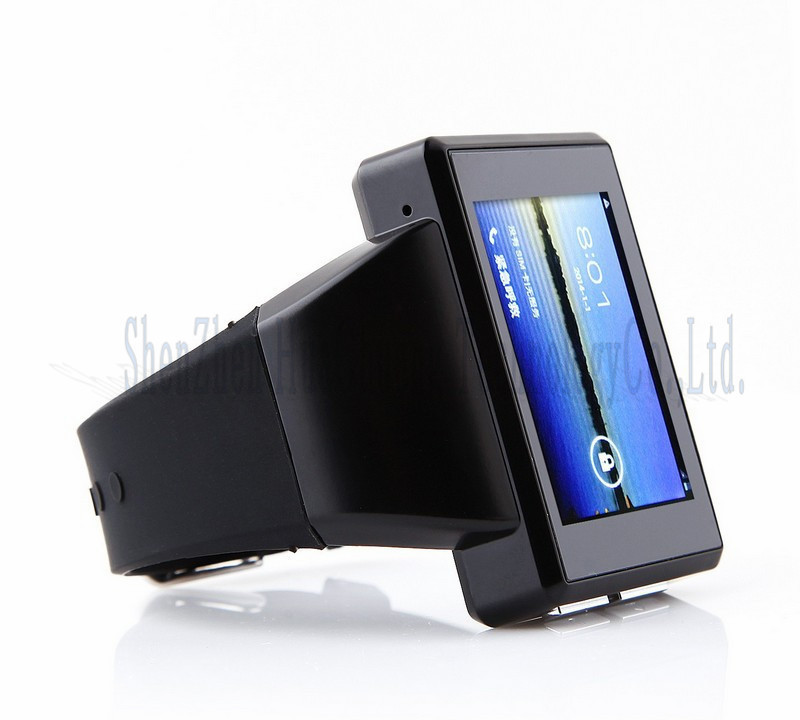 Мобильный телефон Watch phone AN1 1 , 2.0 Android 4.1.1 /, MTK6515M 1.0 , 512 MB ROM 4 GB