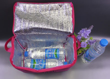 various colors of printed lunch bags / grand farm lunch bags /lunch food care strorage bags for wholesale