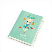 LANGUO cute cheap bulk notebooks,exercise book with good quality