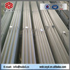 ms black&galvanized high quality mild carbon angle steel bar