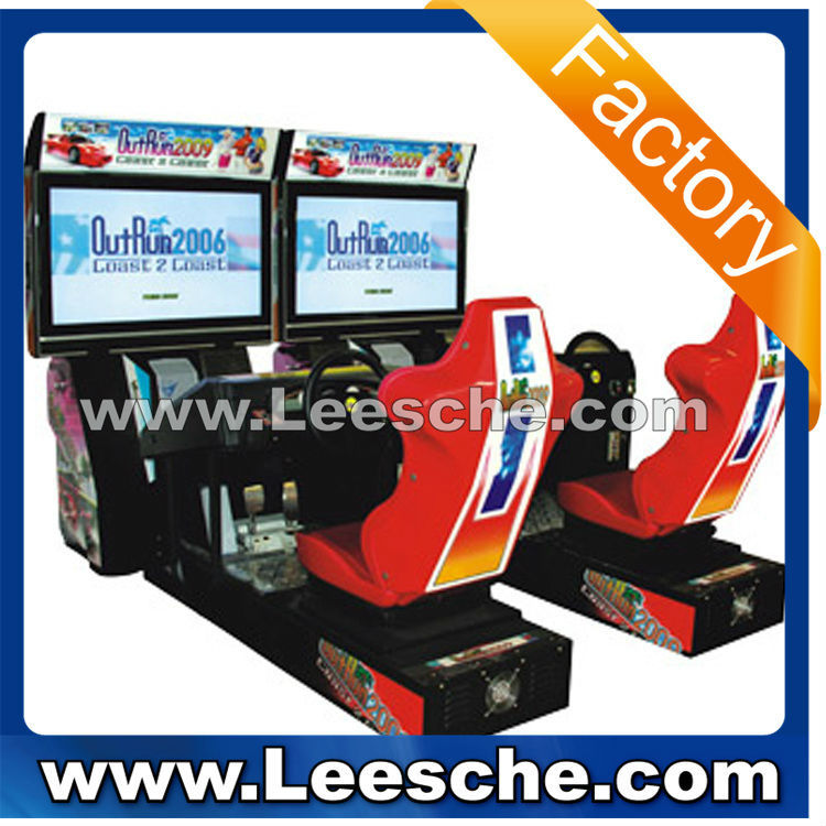 coin operated arcade jeux de voiture course enfants voiture de course jeux machines de jeux id. Black Bedroom Furniture Sets. Home Design Ideas