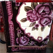 100 Polyester Mink Blanket Animal Printed Mink Blankets Wholesale