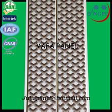 Direct china factory Nigeria nigeria hot sell pvc ceiling YAFA Panel