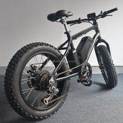 7 speed thumb shifter fat tire dirt bike