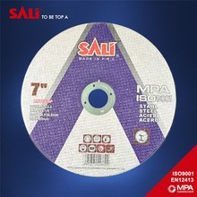 Factory directly selling good quality 7 inch cutting disk, metal cutting wheel