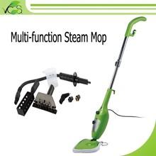 hot selling in uk electric floor cleaner, steam mop 10 in 1, carpet steam mop