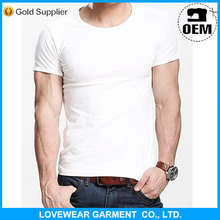 Professional factory cheap price high quality customized OEM service export high quality bulk plain white t-shirts
