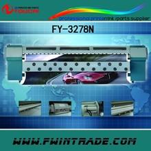 3.2m Challenger FY3278N outdoor flex banner printer