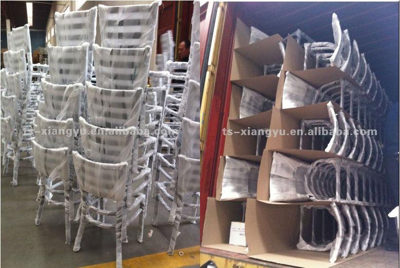 Ladder Back Restaurant Chair/ Metal Chair/ Dinning Chair DG-60204