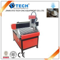 Discount price cheap mini wood carving cnc router / cnc MDF&stone engraver