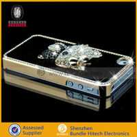 3D Diamond crystal Bling for iPhone 5 5G back Case Cover