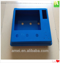 ABS plastic thick vacuum formed custom equipment shell cover