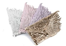 Angel Wings 3D electroplating PC mobile phone case for iPhone 6