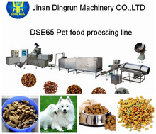 Professional manufacturer pet food processing machine for sale