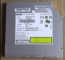 wholesale Super Multi Drive White DV-W28SS-RT6 Slot load DVD RW Drive