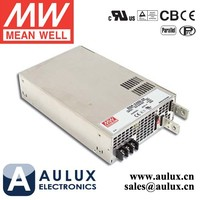 Meanwell RSP-2400-48 2400W 48V 50A DC Power Supply Mean Well Single Output Power Supply PFC Function