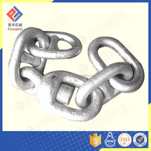 ASSEMBLED CHAIN SWIVEL FOR MARINE CHAIN