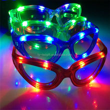 led accessories glasses with led for party party plastic led accessories