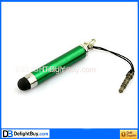 Retractable Stylus Screen Touch Pen for iPhone 4S 4G 3GS iPod Touch iPad 2