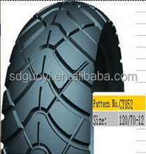 high quality motorcycle tire 120/70-12