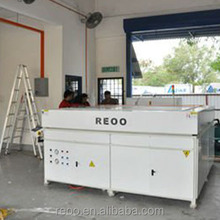 REOO 2015 New Laminating macihne for solar power module( Training, installation)