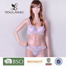New Design Sexy Cut Out Bra / Young Lady Cut Out Bra / Bow Tie Cut Out Bra