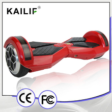 2 Wheels 8inch version self balancing scooter hover board electric scooter with bluetooth music with CE FCC