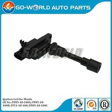 FOR MAZDA 323F 323S MK6 PREMACY 1999 IGNITION COIL PACK PENCIL X 1 FFY1-18-100/FFY118110