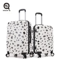 Wenzhou luggage travel bags crow printing girl children department