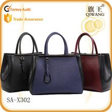 manufacturers Wholesale cross pattern tote bag european new women bag