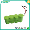 mini battery 12v recharge battery with shrink wrap